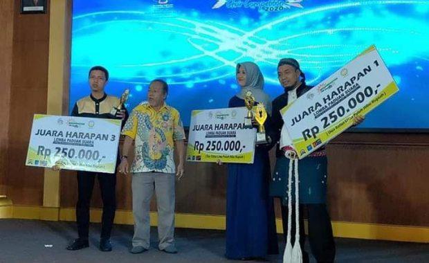 Juara Harapan 2 Lomba Paduan Suara
